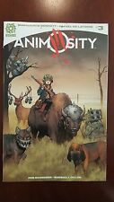 ANIMOSITY 3 FIRST PRINT- UNREAD UNOPENED! Aftershock Comics! - NM OR BETTER COND