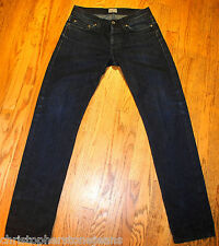 NAKED & FAMOUS DENIM SZ 29 X 32 FIT: WIERD GUY in SCRATCH N SNIFF
