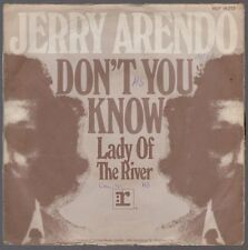 "7"" Jerry Arendo Don`t You Know 70`s Reprise Kinley REP 14 213"