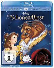 Die Schöne und das Biest - Diamond Edition [Blu-ray](NEU/OVP) Walt Disney Klassi
