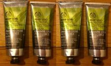 NEW 24H SHIP! LOT of 4 The Body Shop HEMP HAND PROTECTOR CREAM 3.3OZ 100Ml
