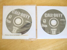 Call of Duty: Game of the Year Edition (PC, 2004) New! Sealed 2 CD (with key)