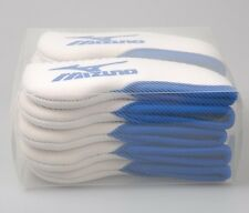 10x White Blue Neoprene Golf Iron Head Cover Headcover For Mizuno Titleist