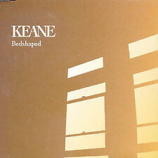 KEANE Bedshaped w Something In Me Was Dying & Untitled 2 w VIDEO imp CD oop