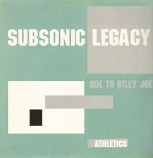 Subsonic Legacy ‎– Ode To Billy Joe - Label : 199 Athletico – ATH008 - Breakbeat