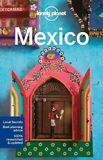 Travel Guide: Lonely Planet Mexico by Lonely Planet Publications Staff (2016,...