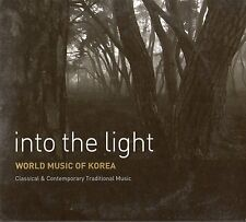 "SEOULAKHOI / WONG IL ""INTO THE LIGHT-WORLD MUSIC OF KOREA"" RARE PROMO 2CD SET"