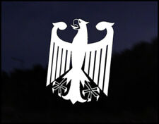 Wolfsburg Eagle Euro Vag Car VW Decal Sticker Vehicle Bike Bumper Vinyl Graphic