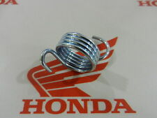 Honda CR 125 Spring Right Step Return Footpeg Genuine New