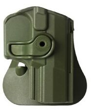 Z1350 IMI Defense Green Polymer Right Hand Roto Holster for Walther P99, P99 AS