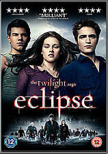 The Twilight Saga: Eclipse [DVD] UK