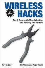 Wireless Hacks: Tips & Tools for Building, Extending, and Securing You-ExLibrary