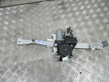 FORD MONDEO GHIA 2003 O/S DRIVER SIDE REAR WINDOW MOTOR & REGULATOR