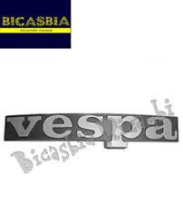 2074 TARGHETTA ANTERIORE VESPA PX 125 150 200 E ARCOBALENO