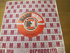 "MM 688 UK 7"" 45RPM 1970 MALCOLM ROBERTS "" WE CAN MAKE IT GIRL"" EX"