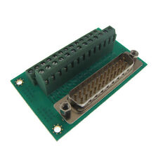 DB25 Male Parallel Port Signals Breakout Board Module Vertical Screw Terminal