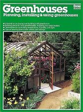Greenhouses (Ortho Books)-ExLibrary