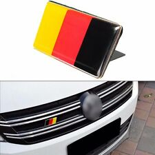 German Flag Emblem Badge Sticker Front Grille Bumper for VW Golf/Jetta Audi