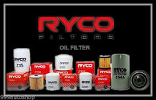 R2390P RYCO OIL FILTER fit Isuzu Utes/Trks SBR420A 6 5.4 6BB1 ../76 ../87