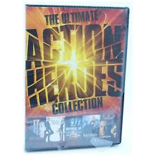Ultimate Action Heroes Collection: Die Hard, and 4 more! DVD Region 2 NEW SEALED