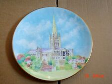 Norfolk China Ltd Edition Collector Plate 900th ANNIVERSARY OF NORWICH CATHEDRAL