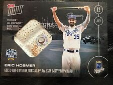 2016 TOPPS NOW ERIC HOSMER #247B MLB ALL STAR GAME BASE RELIC CARD 85/99