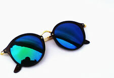 **MIRROR RETRO CLUBMASTER sunglasses men women wayfarer eyewear sunglass