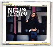 Nelly Furtado Maxi-CD Promiscuous - German only CD SINGLE PUR series - timbaland