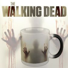 The Walking Dead Zombies Heat Sensitive Ceramics Coffee Mug Cup Halloween Gifts