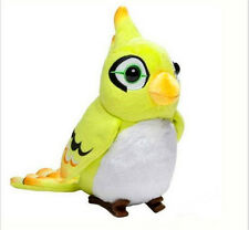 New Overwatch OW Robot Bastion Ganymede Bird Plush Doll Toy Gift