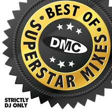 DMC The Best Of Superstar Megamixes ft Flo-Ride, Katy Perry & Shakira DJ CD