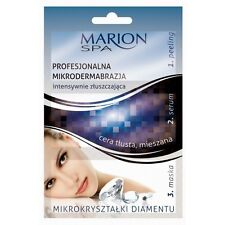 MARION EXPRESS MICRODERMABRASION INTENSIVE EXFOLIATING-OILY/COMBINATION SKIN