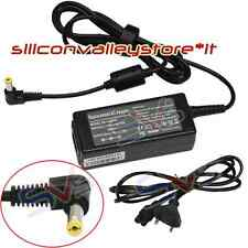 ALIMENTATORE 19V 1,58A ADAPTER PER ACER ASPIRE ONE