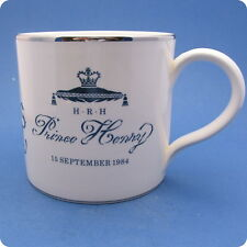 LE Richard Guyatt Prince Harry Birth Mug by Wedgwood