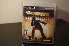 Def Jam Rapstar (Sony Playstation 3, 2010) *New / Factory Sealed