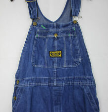 VINTAGE MEN'S LADIES WASHINGTON DC DUNGAREES BIB/BRACE HILLBILLY ROCKABILLY W42