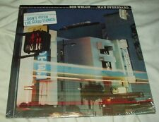BOB WELCH Man Overboard (1980) SEALED LP+Sticker Don't Rush the Good Things