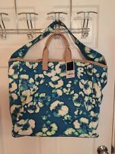 Juicy Couture Large Canvas Beach Shoulder Tote Back To School *NEW* Tye Dye