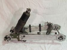 Vintage Kawasaki ZX900A Ninja stock rear swing arm assembly with mono shock