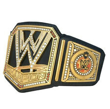 WWE WORLD CHAMPIONSHIP METAL ADULT SIZE FULL BELT NEW