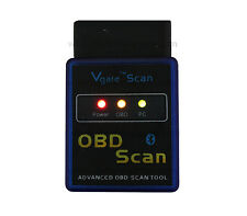 Vgate ELM327 Bluetooth OBD2 Car Diagnostics Scanner Scan Tool Android PC v2.1