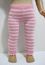 Doll Clothes Footless Tights Leggings Fits 18 Inch American Girl