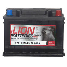 Lion Batteries Car Battery 100Ah Type 019 800CCA 3 Years Wty OEM Replacement