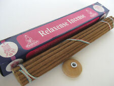 Aromatherapy Tibetan Incense ~ RELAXENSE natural sticks