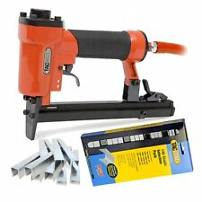 TACWISE Air Staple Gun A14014V & 4400 Assorted Staples 0350 Kit Stapler Stapling