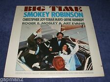 Smokey Robinson 1977 Tamla Soundtrack LP Big Time SEALED! Jayne Kennedy