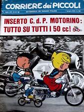 Corriere dei Piccoli n°23 1970 [C23] - da stock