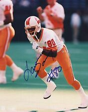 Lawrence Dawsey Tampa Bay Buccaneers Hand Signed 8x10 Autographed Photo COA LD1