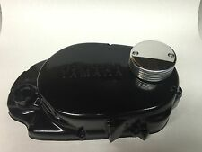 Yamaha XS650 Oil Cooler - Polished