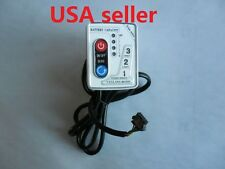 USA seller Electric Bike scooter  48V  5 wire panel white same day shipping